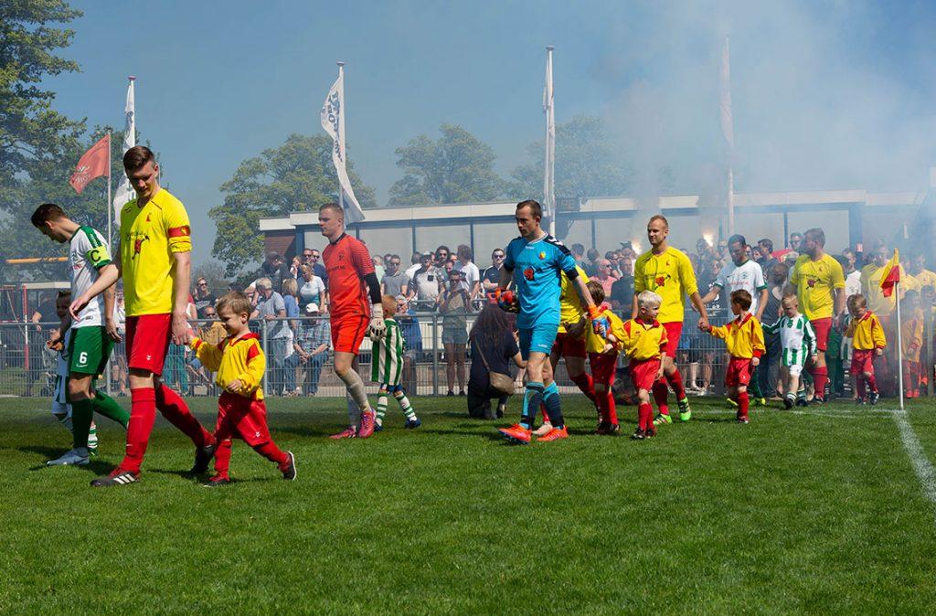 Zevenhoven oefent dinsdag thuis tegen Aarlanderveen