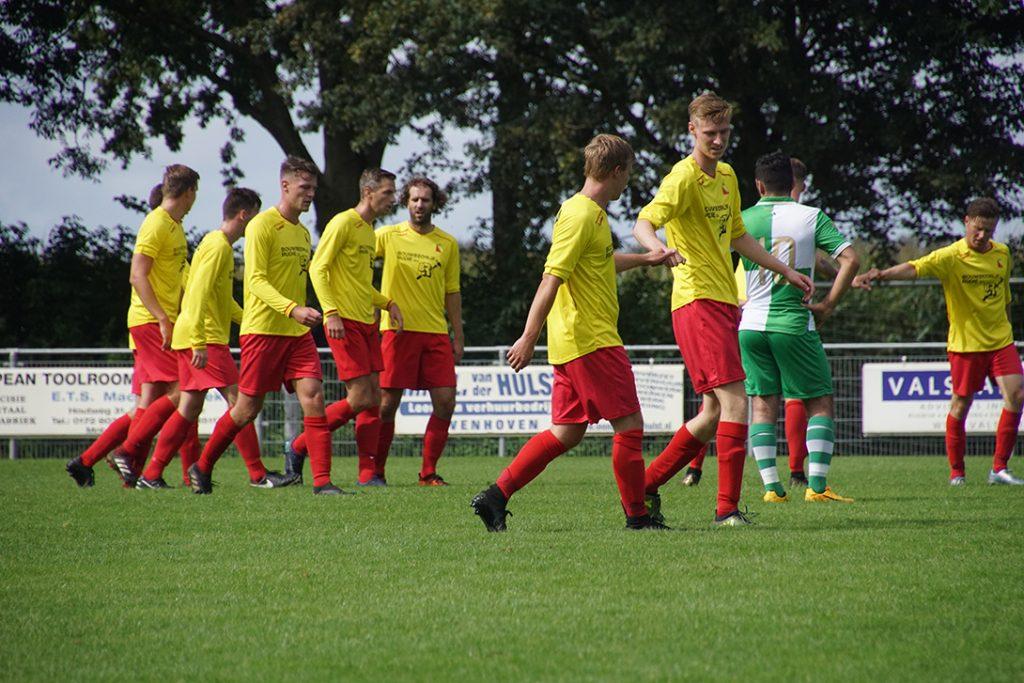 Morgen geen supporters naar FC Oudewater – Zevenhoven