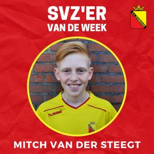 Mitch - SVZ'er van de week