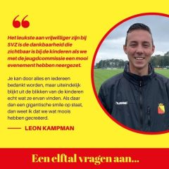 Een elftal vragen aan… Leon Kampman