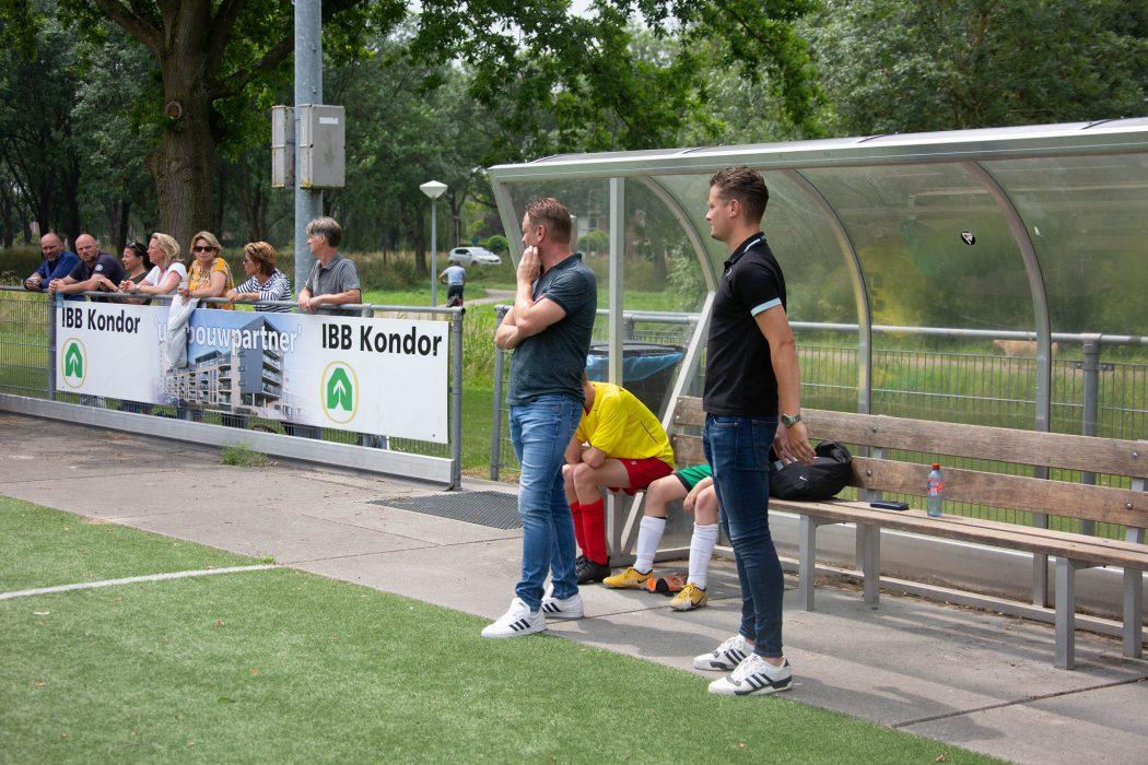 Begeleiding en training van de jeugd voor het seizoen 2021/2022