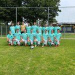 """""""Oud-Zevenhoven"""" te sterk voor """"AtKleut All Stars"""""""