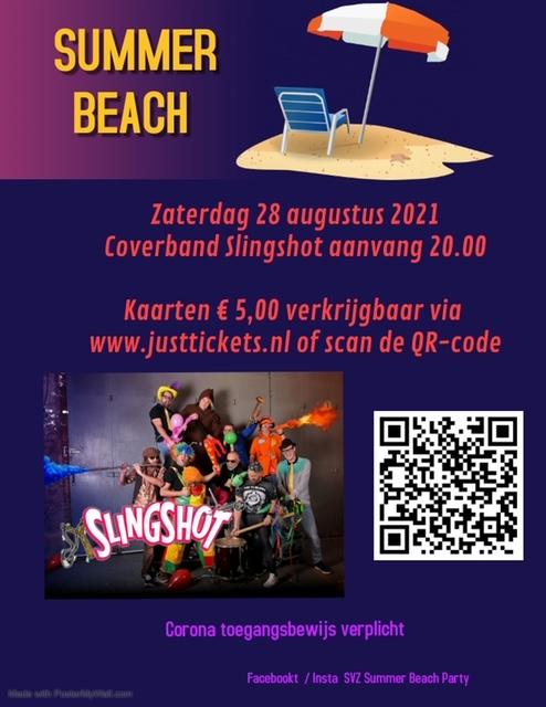 Bestel nu je tickets voor Coverband Slingshot