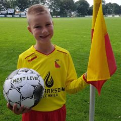 Wedstrijdbalsponsor Zevenhoven – Zwammerdam