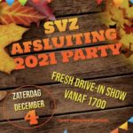 SVZ Afsluiting 2021 Party