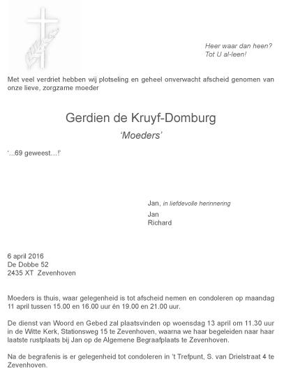 Kruijf-de,-Domburg